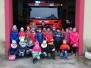 Wycieczka do Straży Pożarnej w Gryficach
